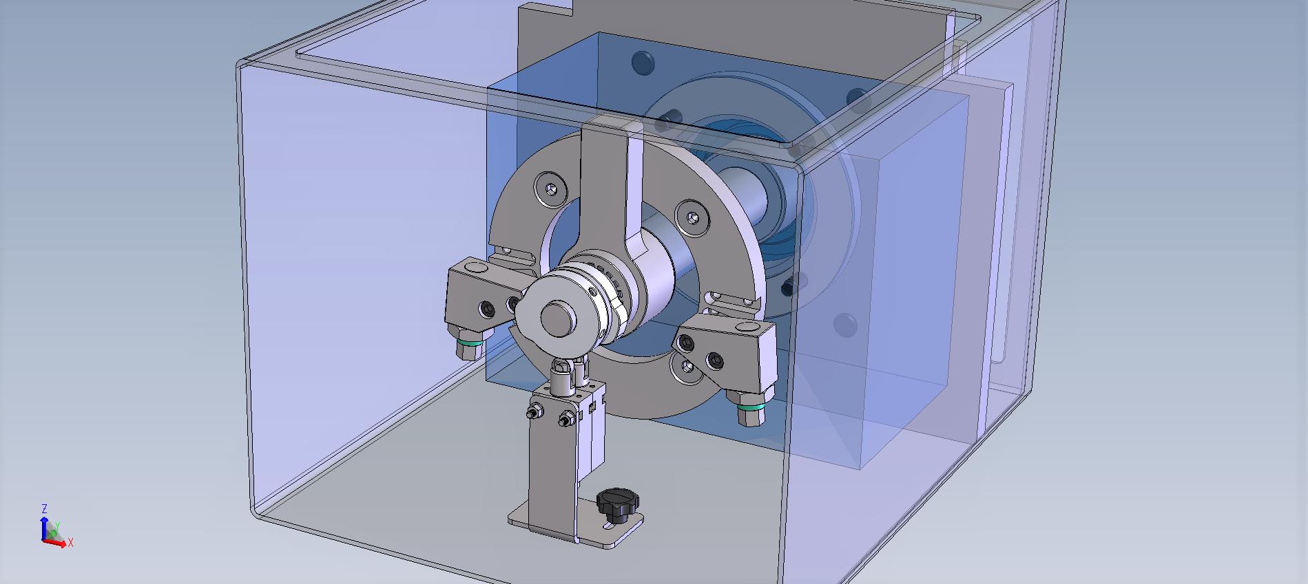 Etudes de renforcement des butées mécaniques<br>d'un retourneur de fûts